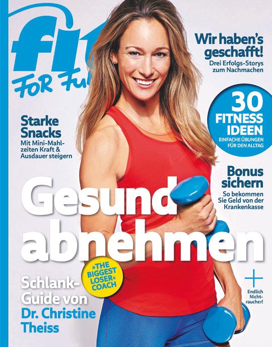 FIT FOR FUN - aktuelle Ausgabe 02/2020