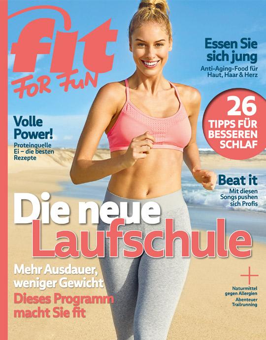 FIT FOR FUN - aktuelle Ausgabe 04/2020